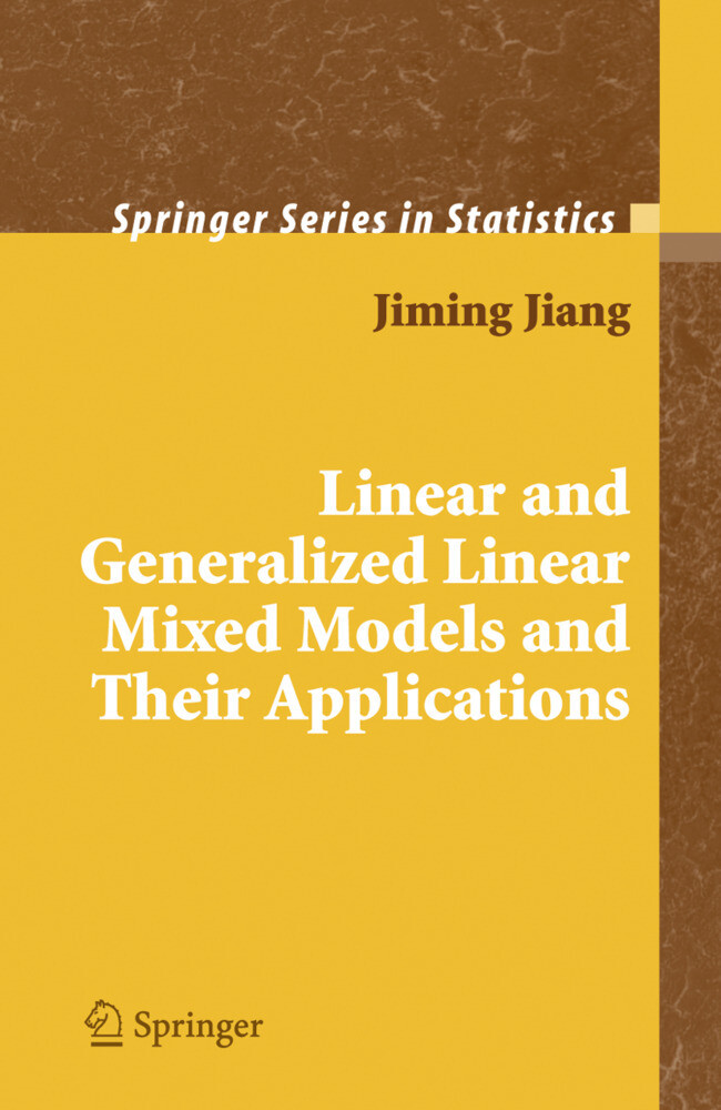 Linear and Generalized Linear Mixed Models and Their Applications als Buch (gebunden)