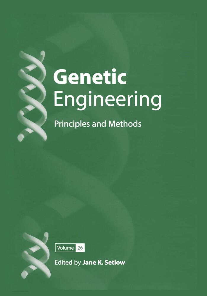 Genetic Engineering: Principles and Methods als Buch (kartoniert)