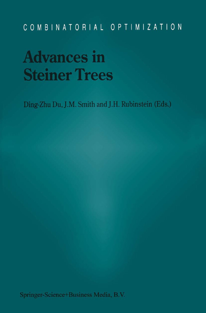 Advances in Steiner Trees als Buch (kartoniert)