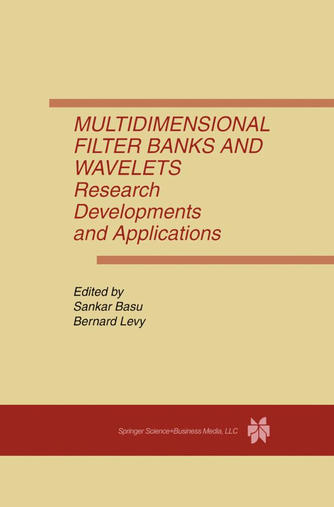 Multidimensional Filter Banks and Wavelets als Buch (kartoniert)