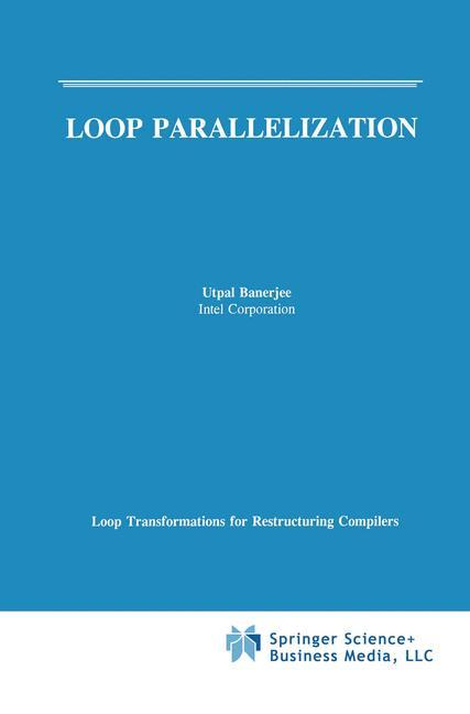 Loop Parallelization als Buch (kartoniert)