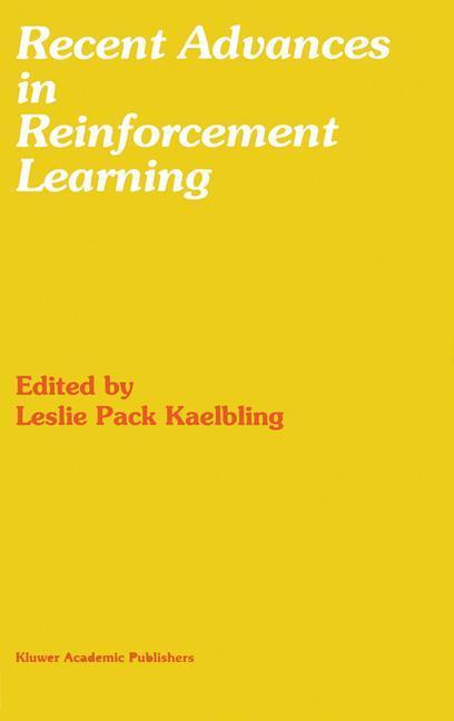 Recent Advances in Reinforcement Learning als Buch (kartoniert)