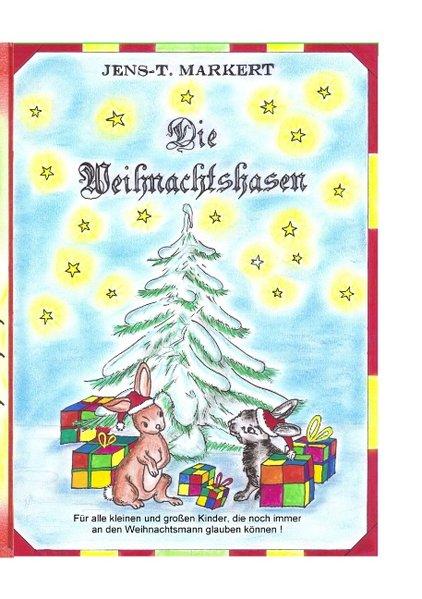 Die Weihnachtshasen als Buch (kartoniert)