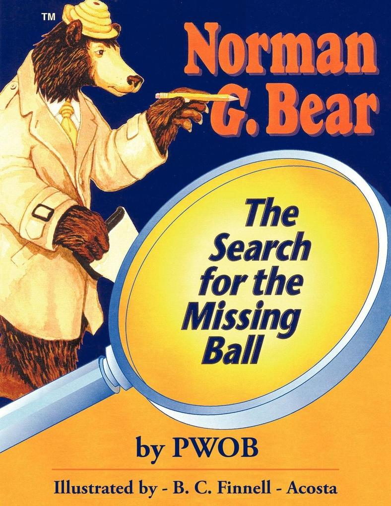 The Search for the Missing Ball als Taschenbuch