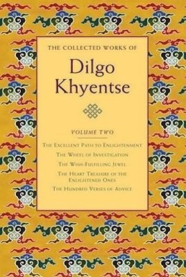 The Collected Works Of Dilgo Khyentse als Buch (gebunden)