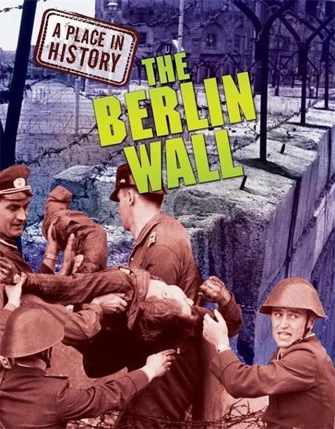 The Berlin Wall als Buch (gebunden)