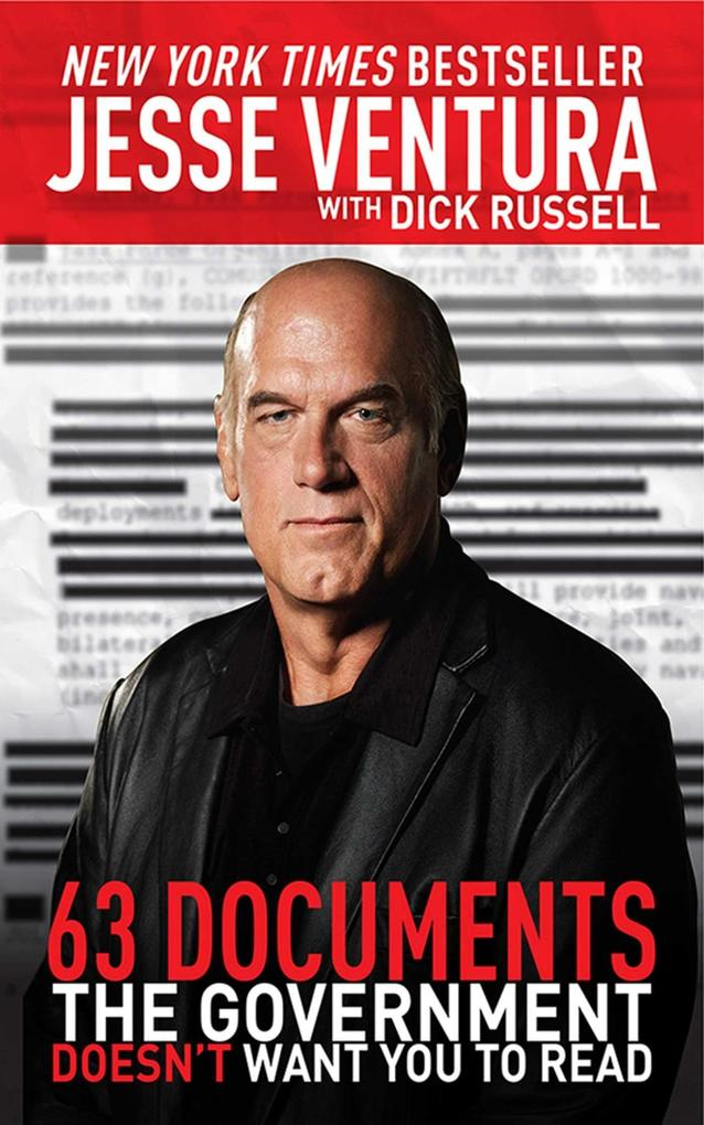 63 Documents the Government Doesn't Want You to Read als Buch (gebunden)