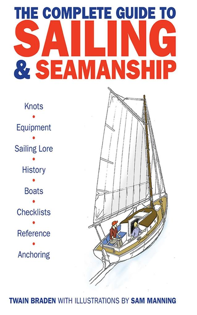 The Complete Guide to Sailing & Seamanship als Taschenbuch