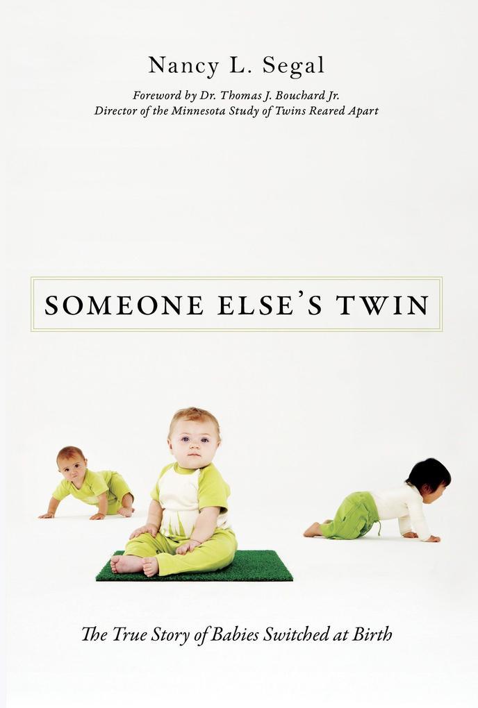 Someone Else's Twin als Buch (gebunden)