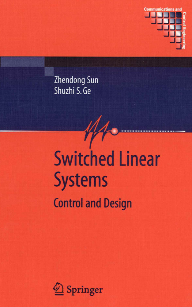 Switched Linear Systems als Taschenbuch