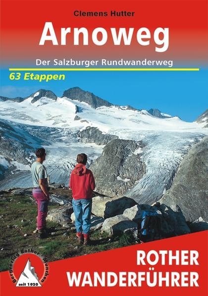 Rother Wanderführer Arnoweg als Buch (kartoniert)