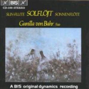 Solflöjt-Sonnenflöte als CD