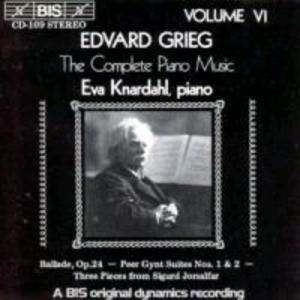 Sämtliche Klavierwerke vol.6 als CD