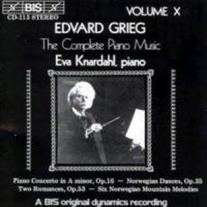 Sämtliche Klavierwerke vol.10 als CD