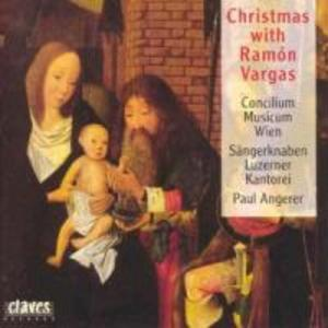 Christmas with Ramon Vargas als CD