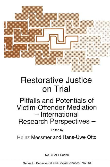 Restorative Justice on Trial als Buch (gebunden)