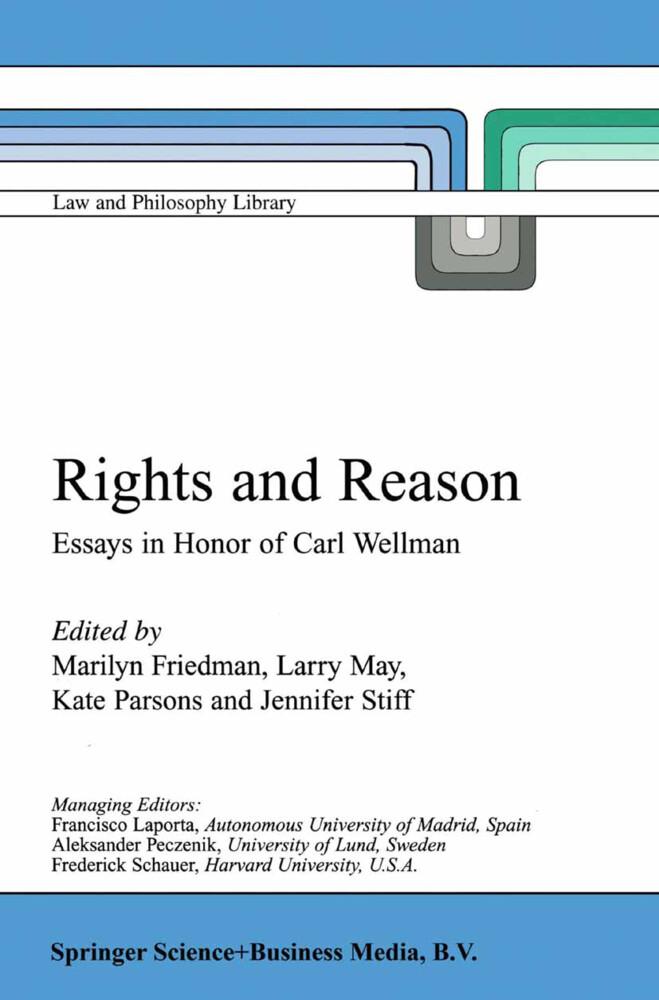 Rights and Reason als Buch (gebunden)