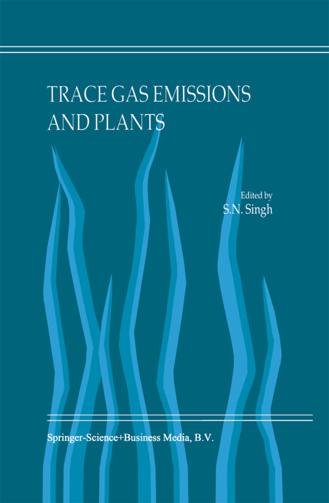 Trace Gas Emissions and Plants als Buch (kartoniert)