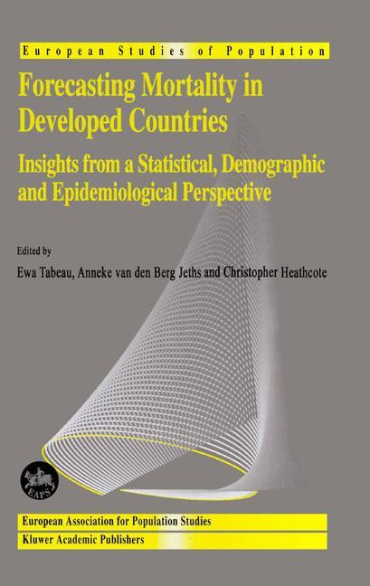 Forecasting Mortality in Developed Countries als Buch (kartoniert)