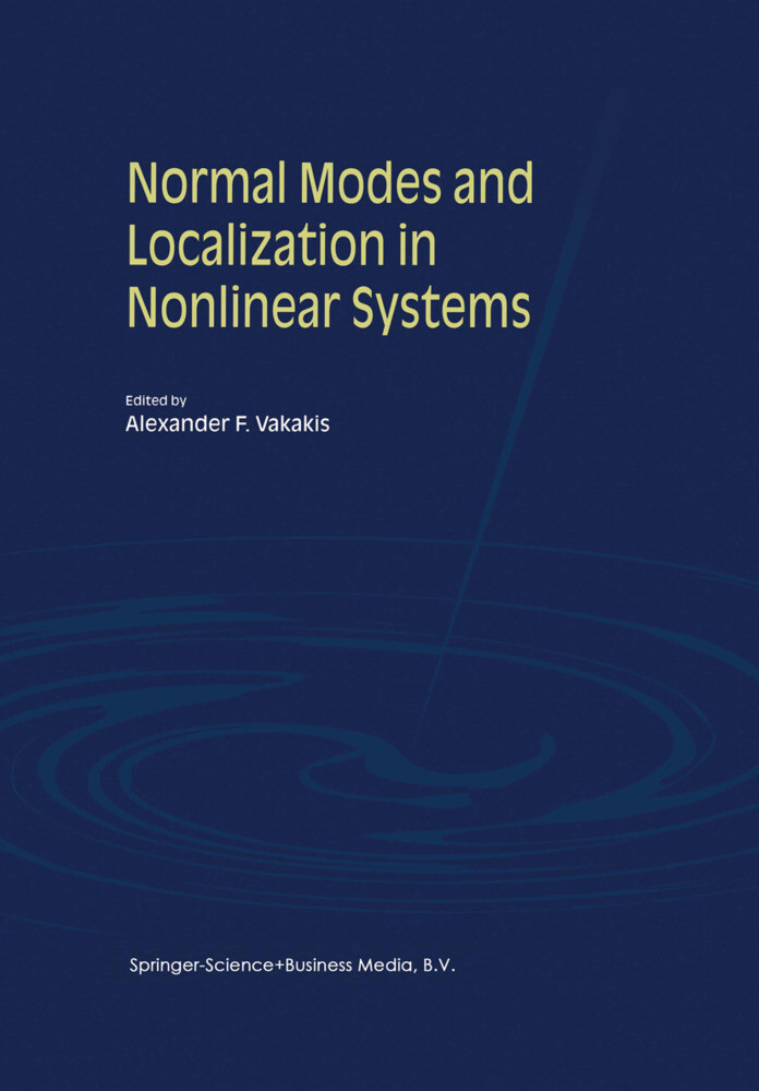 Normal Modes and Localization in Nonlinear Systems als Buch (kartoniert)