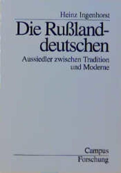 Die Rußlanddeutschen als Buch (kartoniert)
