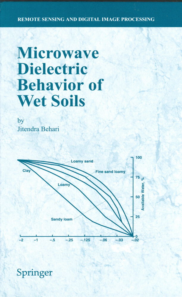 Microwave Dielectric Behaviour of Wet Soils als Buch (kartoniert)