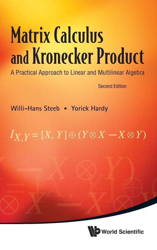 Matrix Calculus and Kronecker Product als Buch (gebunden)