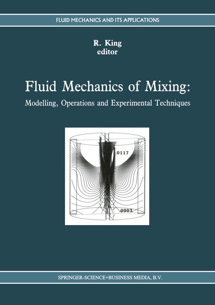 Fluid Mechanics of Mixing als Buch (kartoniert)