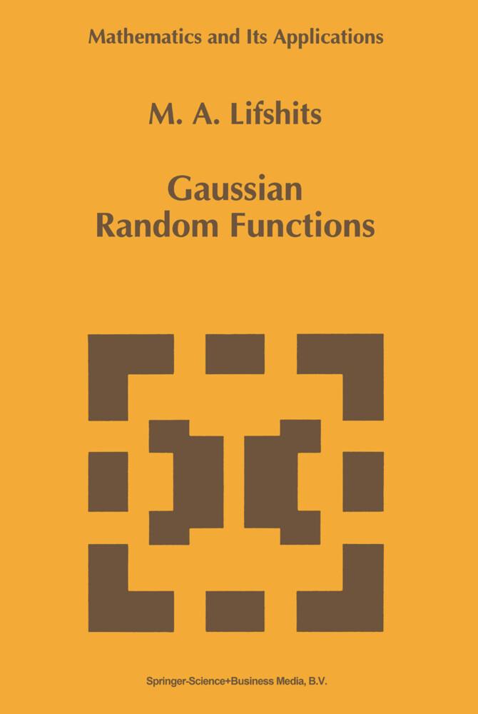 Gaussian Random Functions als Buch (kartoniert)