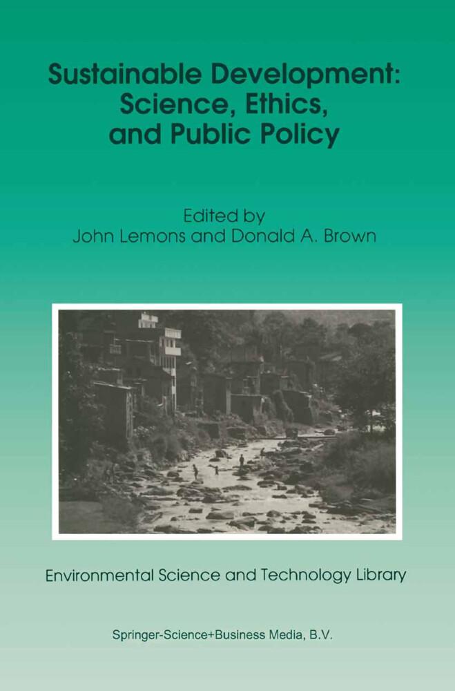 Sustainable Development: Science, Ethics, and Public Policy als Buch (gebunden)