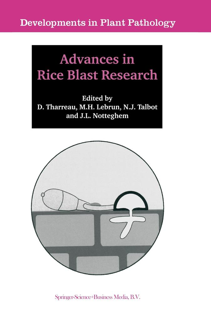 Advances in Rice Blast Research als Buch (gebunden)