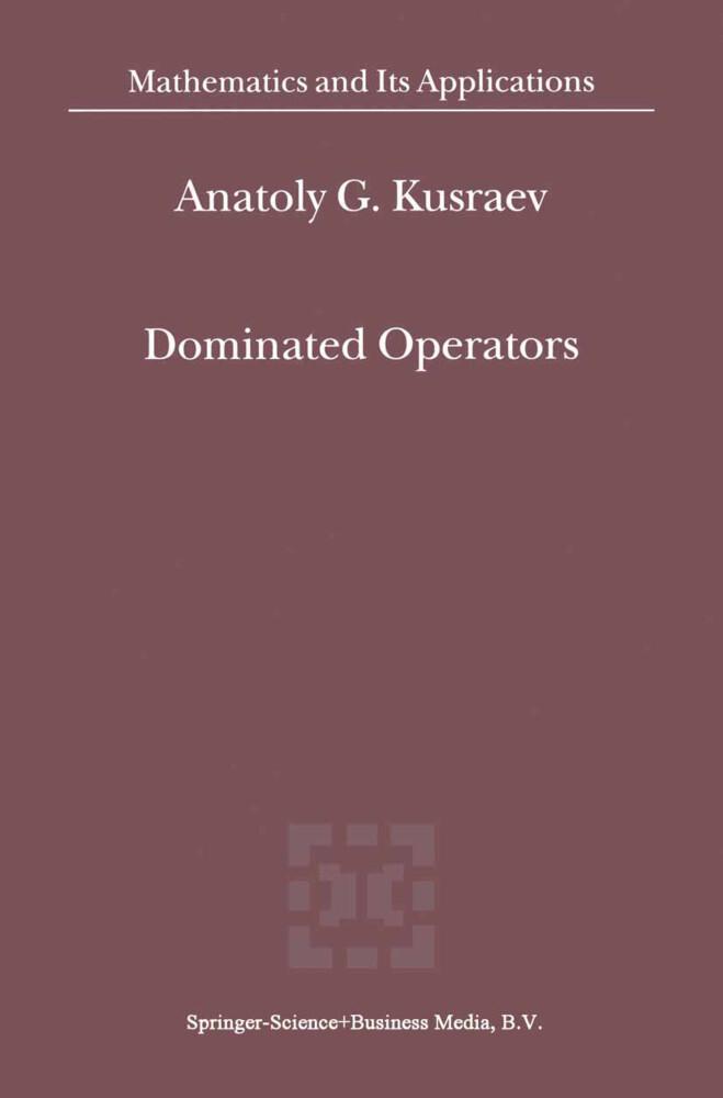 Dominated Operators als Buch (kartoniert)