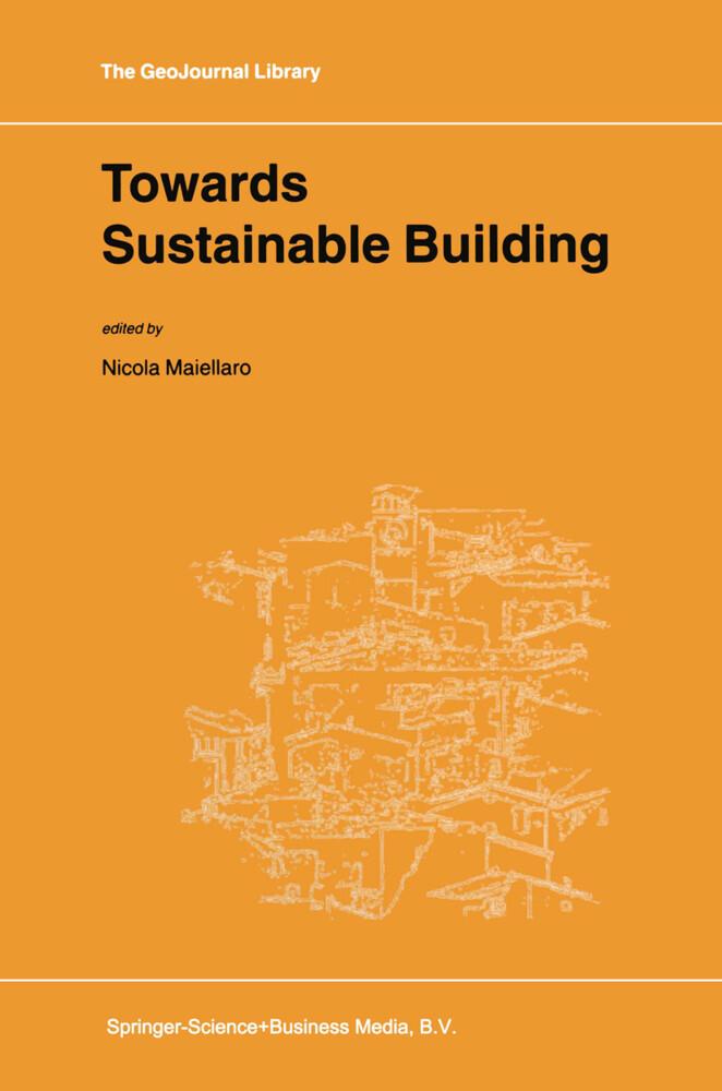 Towards Sustainable Building als Buch (kartoniert)