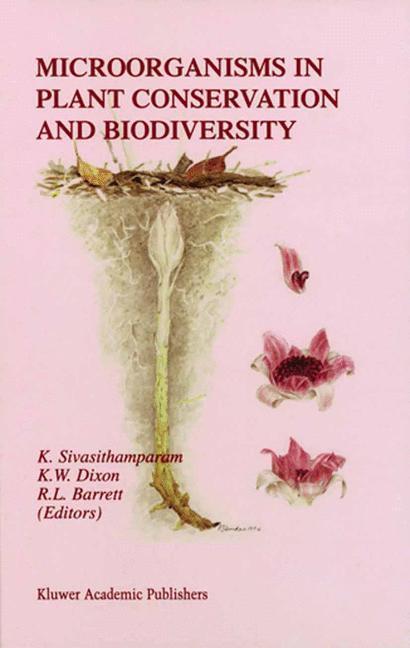 Microorganisms in Plant Conservation and Biodiversity als Buch (kartoniert)
