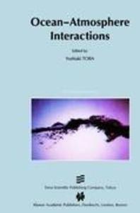 Ocean-Atmosphere Interactions als Buch (gebunden)