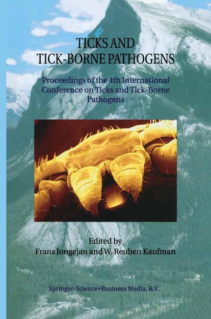 Ticks and Tick-Borne Pathogens als Buch (gebunden)
