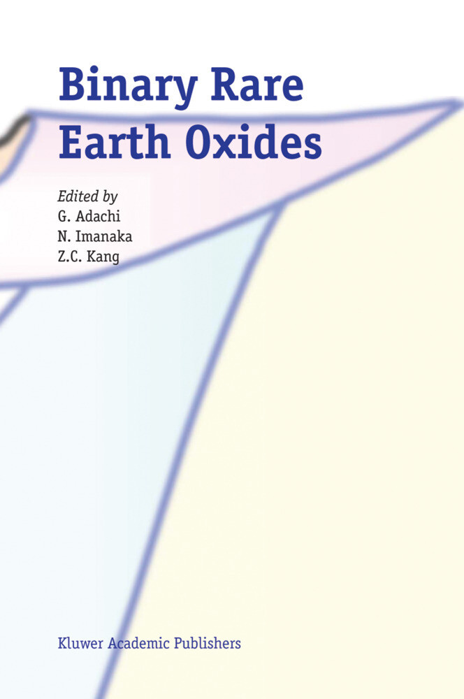 Binary Rare Earth Oxides als Buch (kartoniert)