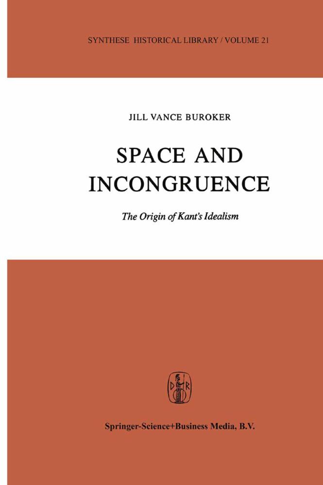 Space and Incongruence als Buch (kartoniert)
