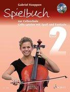 Spielbuch zur Celloschule Band 2