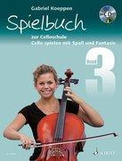 Celloschule Spielbuch 3 mit CD