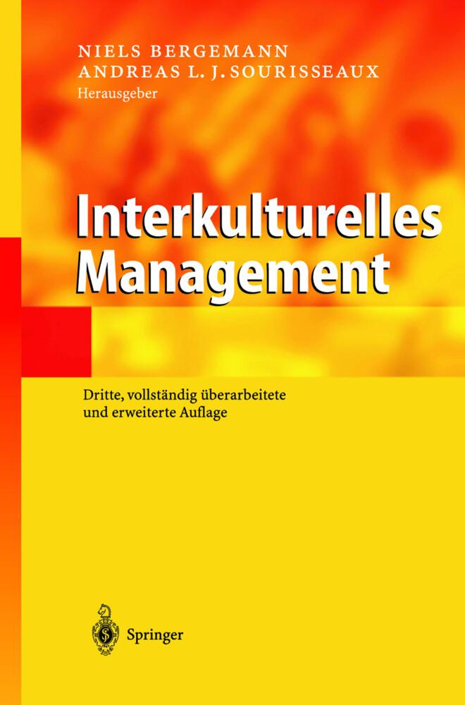 Interkulturelles Management als Buch (gebunden)