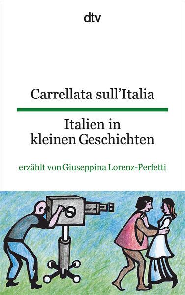 Carrellata sull'Italia, Italien in kleinen Geschichten als Taschenbuch