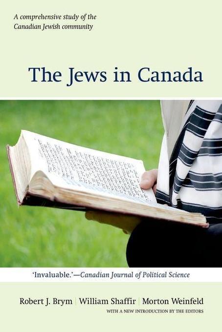 The Jews in Canada als Taschenbuch
