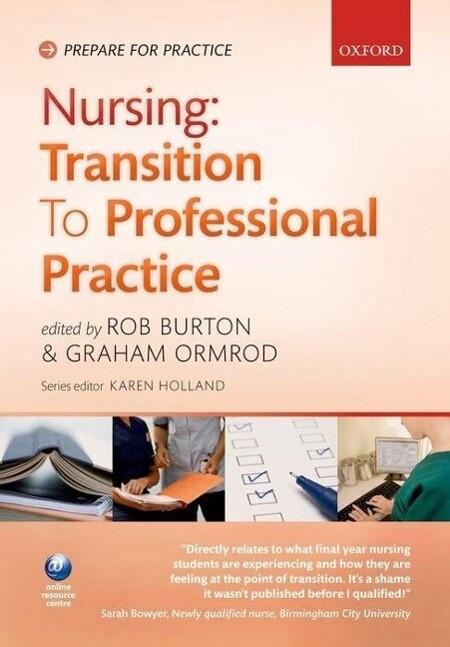 Nursing: Transition to Professional Practice als Taschenbuch