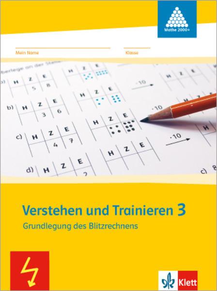 Mathe 2000. Verstehen und Trainieren. Schülerarbeitsheft 3. Schuljahr als Buch (kartoniert)
