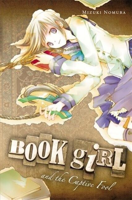 Book Girl and the Captive Fool (Light Novel) als Taschenbuch