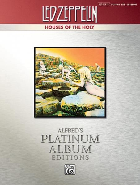 Led Zeppelin Houses of the Holy als Taschenbuch
