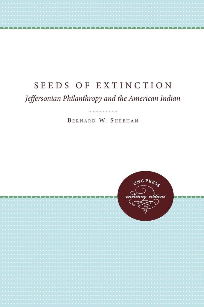Seeds of Extinction als Taschenbuch