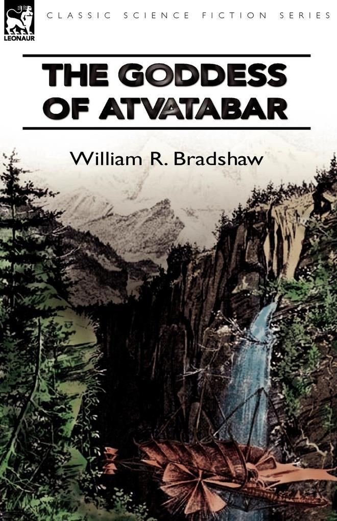 The Goddess of Atvatabar als Taschenbuch
