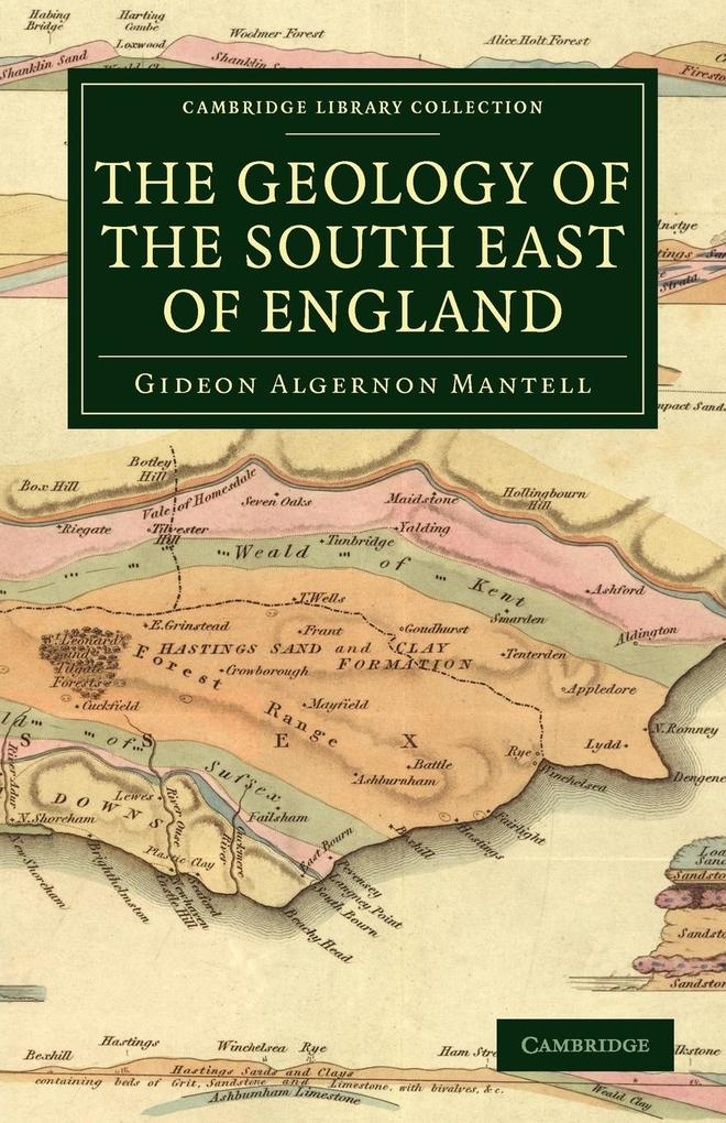 The Geology of the South East of England als Taschenbuch